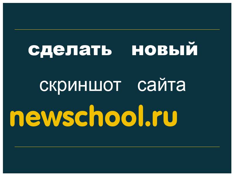 newschool.ru